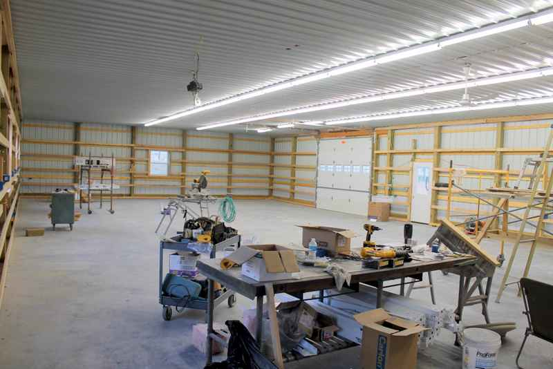 Building Our New Shop Page 6 Construction Contractor