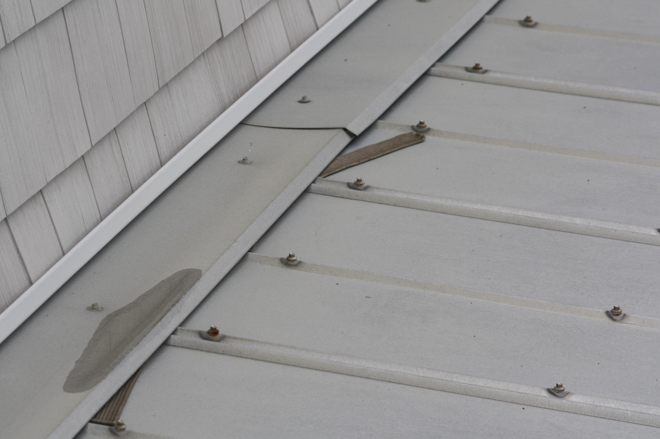 Screws In 5v Tin Roof At Beach Roofing Contractor Talk