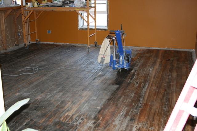 Tar Paper Flooring Contractor Talk