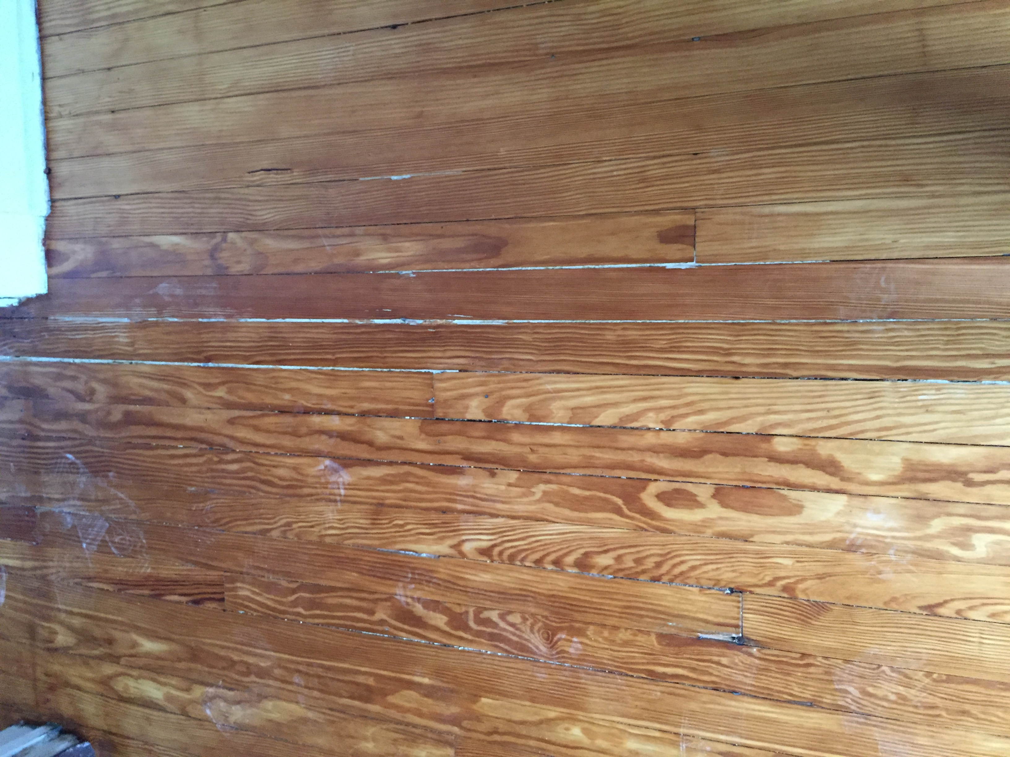 Help how to repair these pine hardwood floor 100years old for Hardwood floors repair