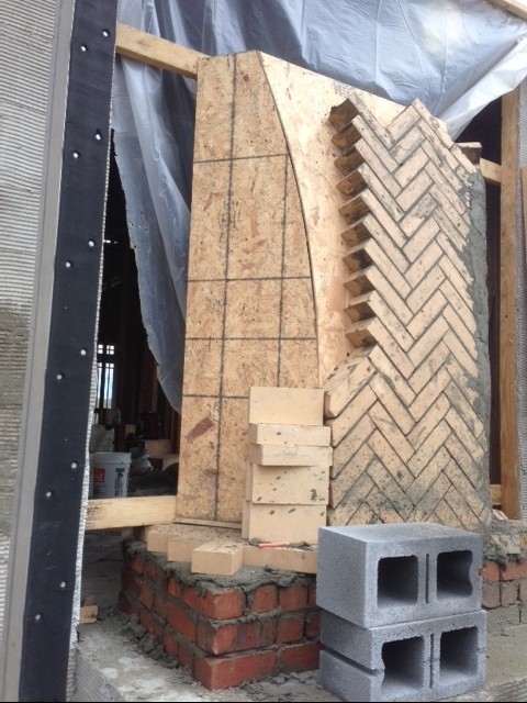 Fireplace Construction Masonry Contractor Talk