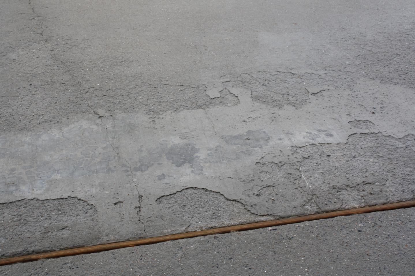 Concrete Spalling - Concrete & Paving - Contractor Talk