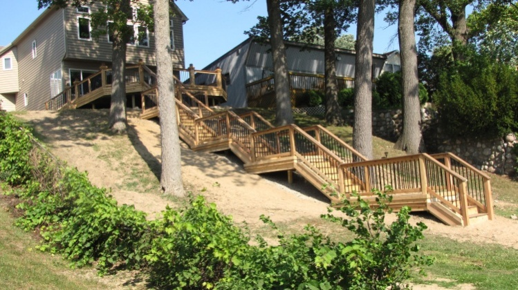 More Steps Decks Amp Fencing Contractor Talk