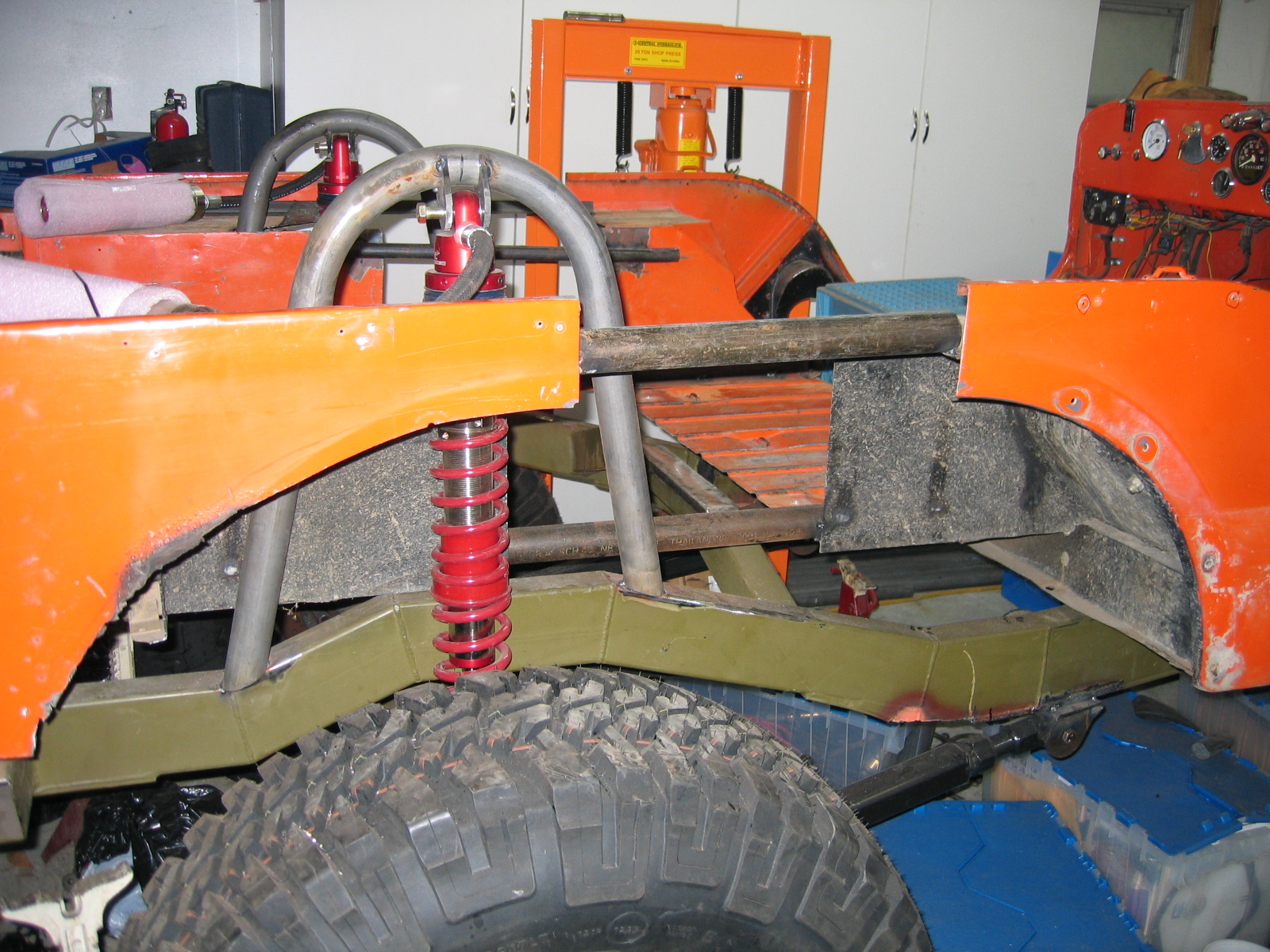 Need Shocks For My Gmc 2500hd Vehicles Contractor Talk