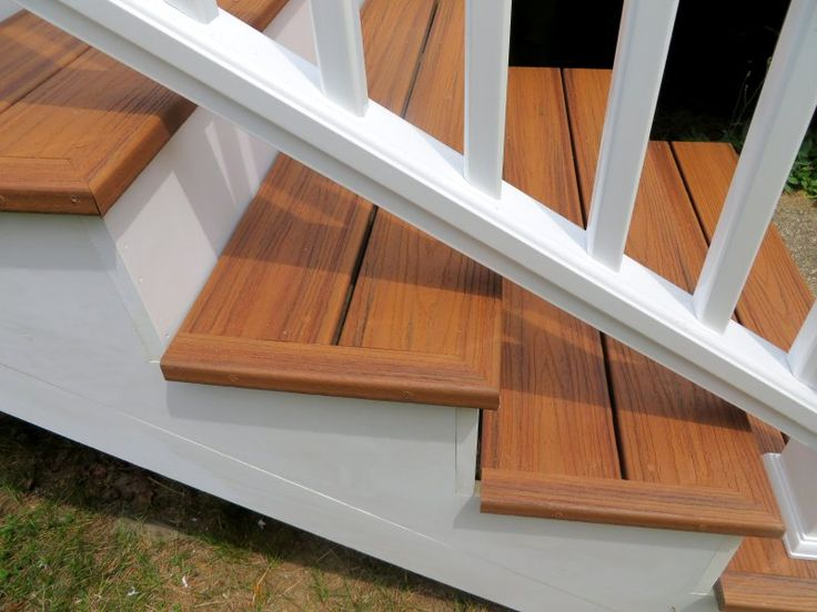 Stair Tread Notch Picture Frame Carpentry Contractor Talk