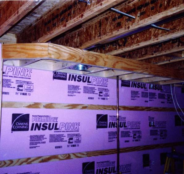 basement wall with lath 2 39 foam sheets general discussion