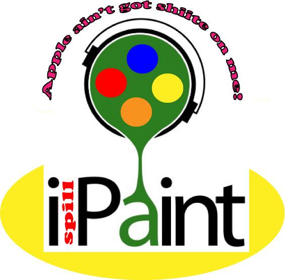 new company name ipaintlogojpg