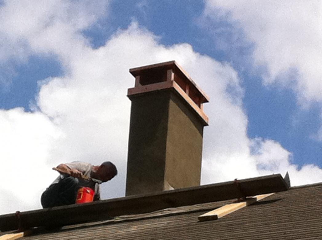 Flue Liner Vs Chimney Cap Masonry Contractor Talk