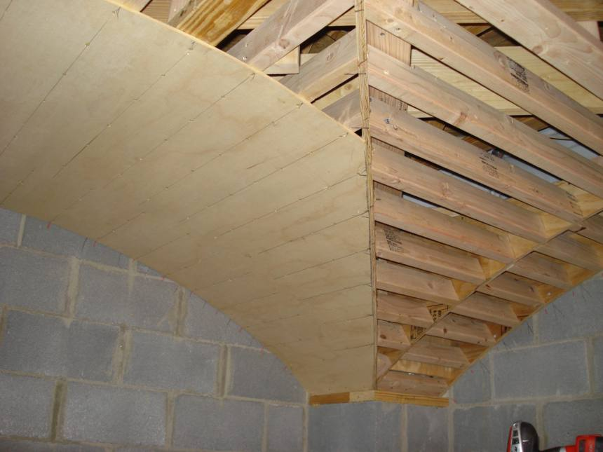 Groin vault ceiling pictures masonry contractor talk for Groin vault pictures