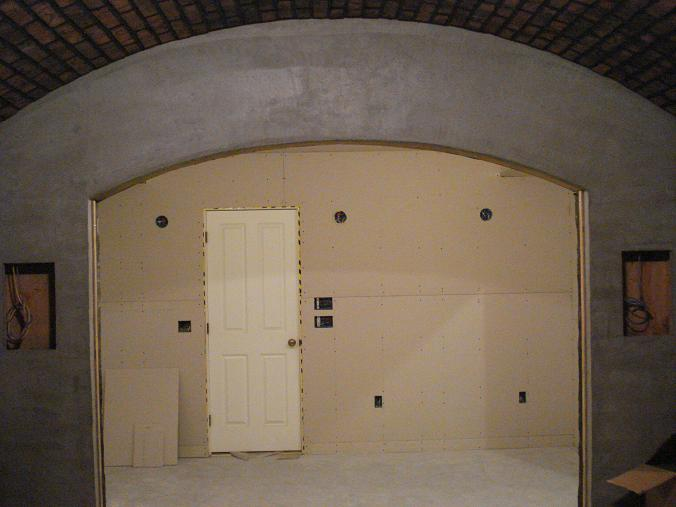 Groin vault ceiling pictures page 3 masonry for Groin vault pictures