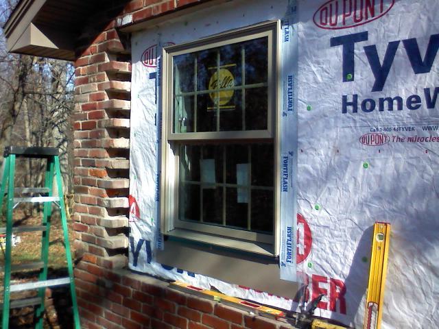 Sill Pan Flashing Window Prep Windows Siding And Doors
