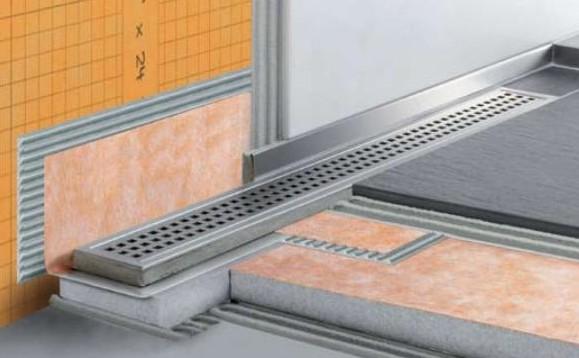schluter installs gone bad page 2 tiling contractor. Black Bedroom Furniture Sets. Home Design Ideas