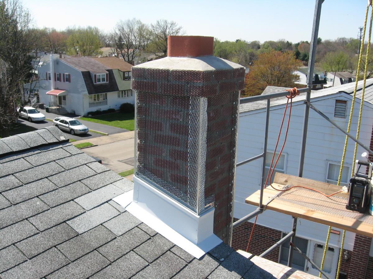 Started this one today-kerney-chimney-101a.jpg