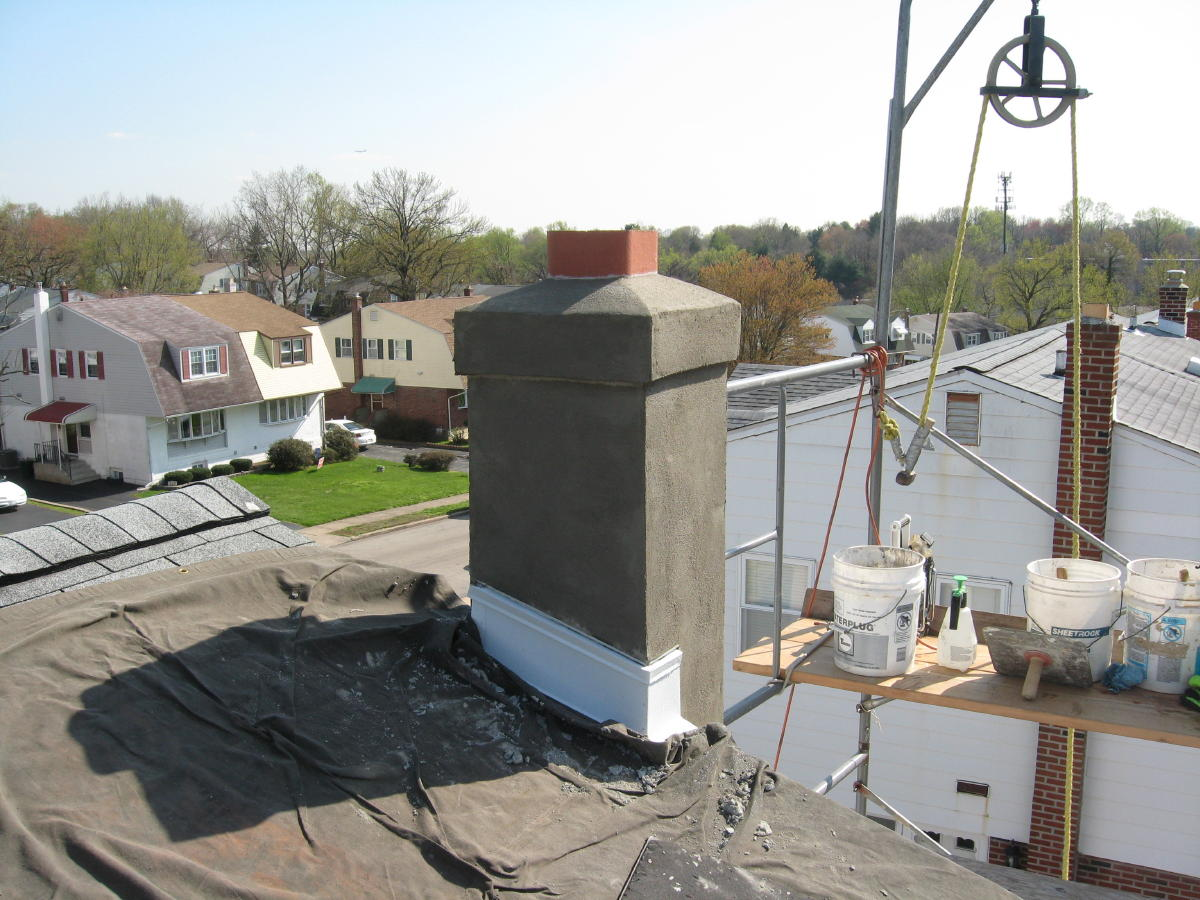Started this one today-kerney-chimney-116a.jpg