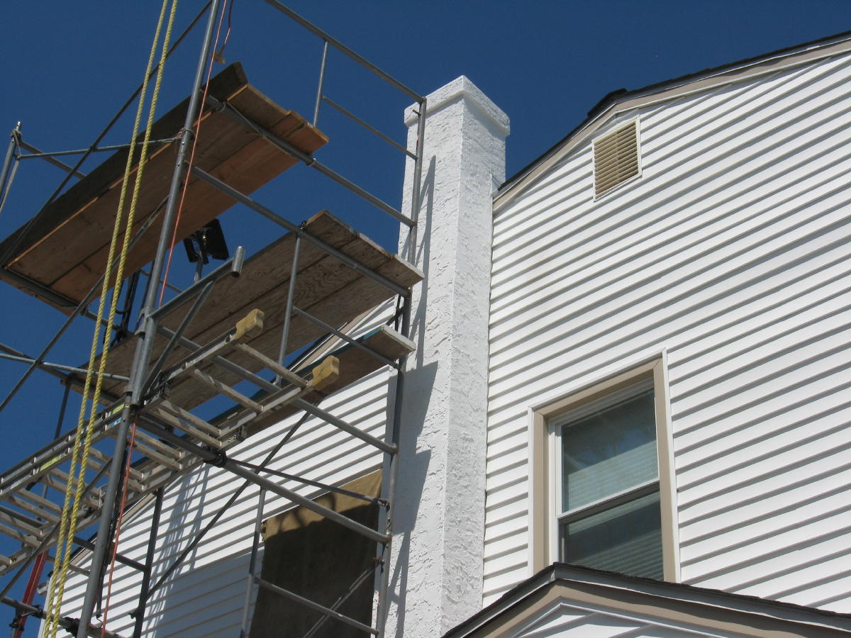 Started this one today-kerney-chimney-137a.jpg