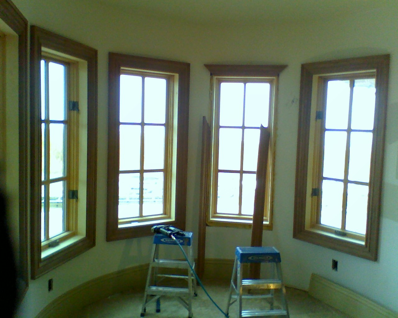 Current Interior Trim Job Carpentry Picture Post Contractor Talk