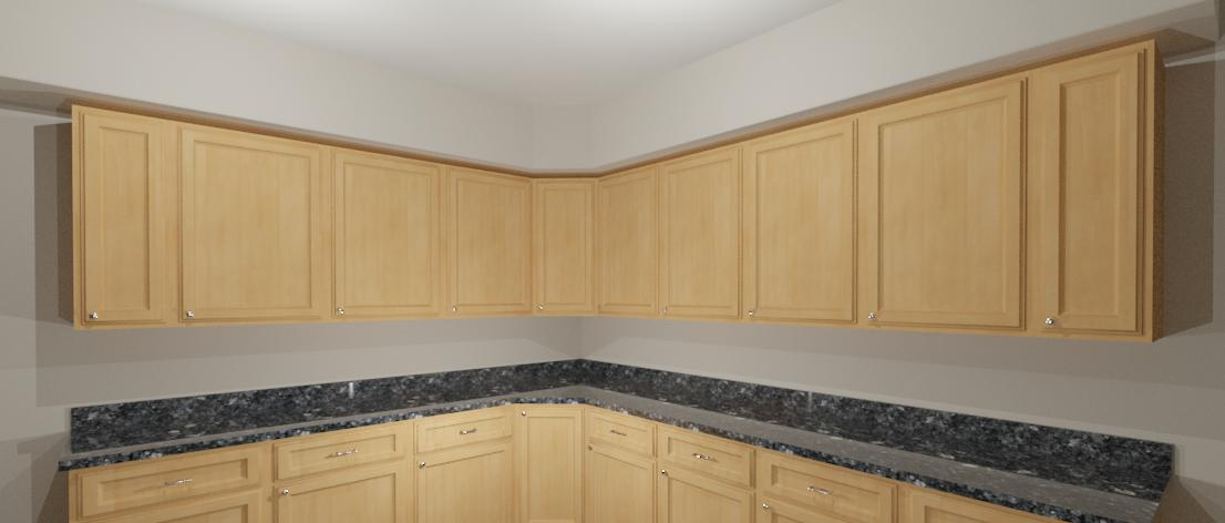 Soffit Size For Kitchen Cabinets - Carpentry - Contractor Talk