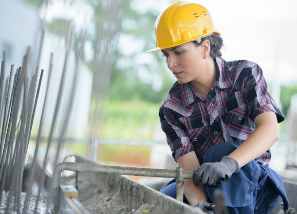 Labor Shortages and Ladies in the (Construction) Zone