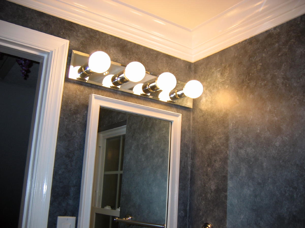 Is faux painting a thing of the past faux finishes contractor talk Best paint finish for bathroom