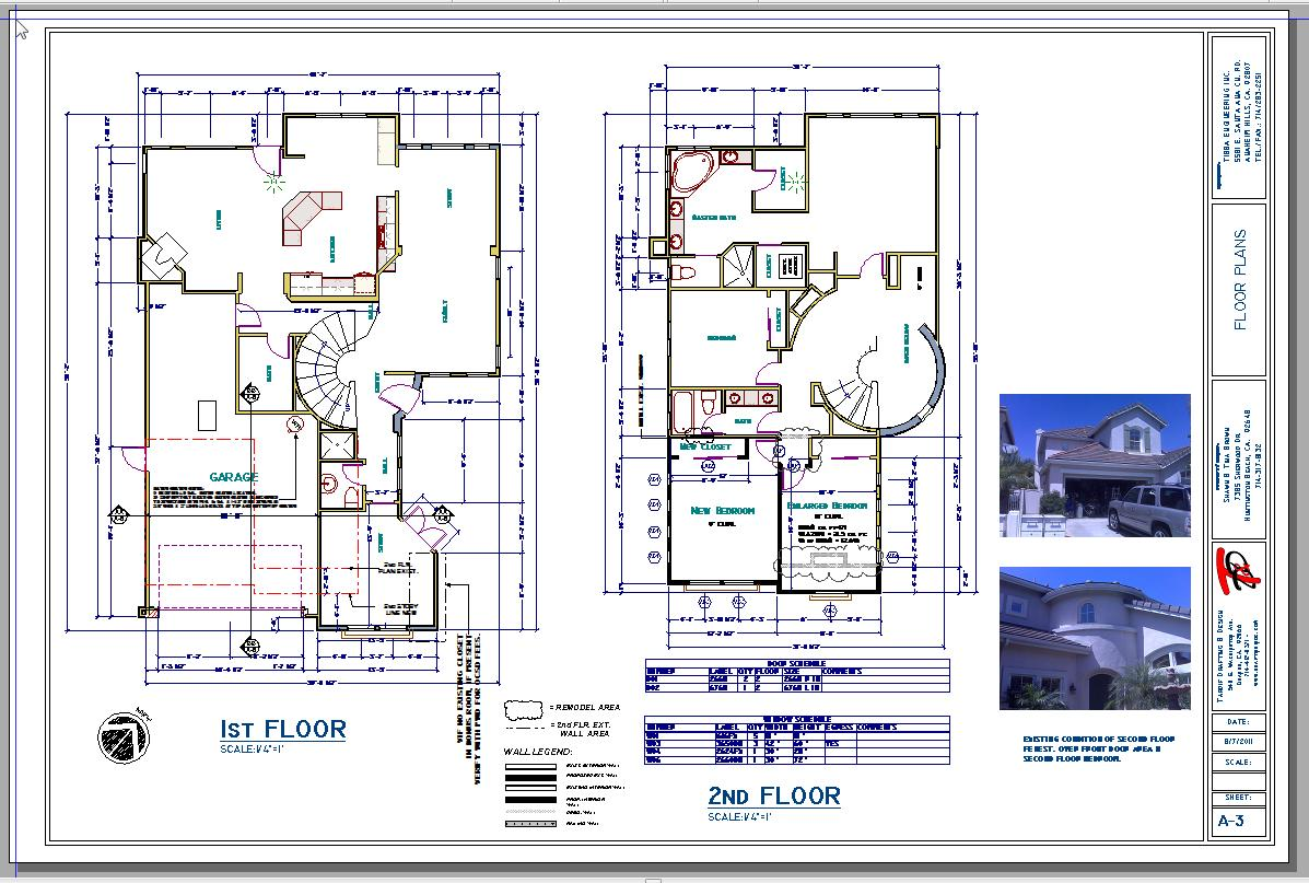 ... House Design Software For An Amature (concrete Construction) Layout