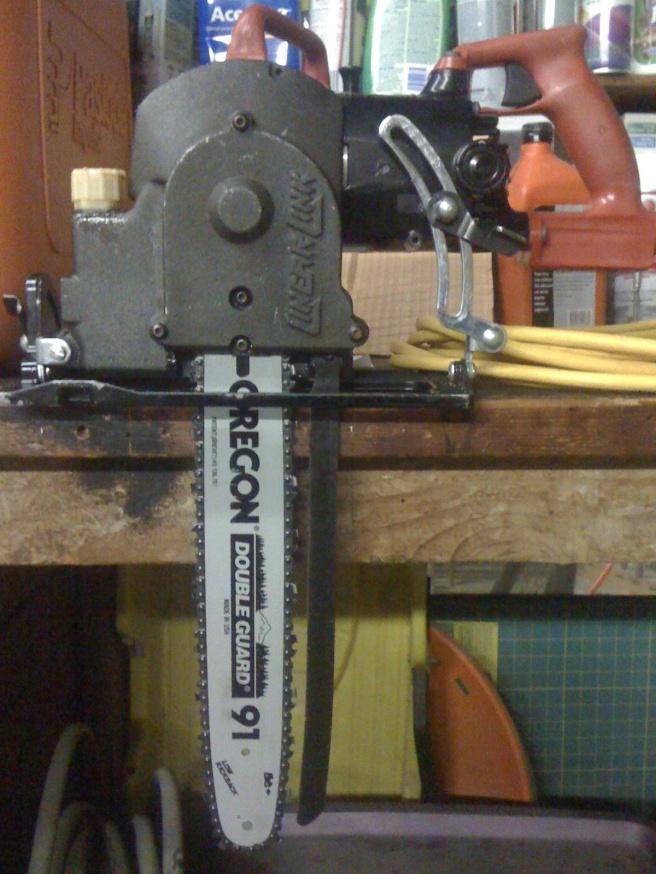 Linear Link Vcs Sk12 Beam Saw Tools Amp Equipment