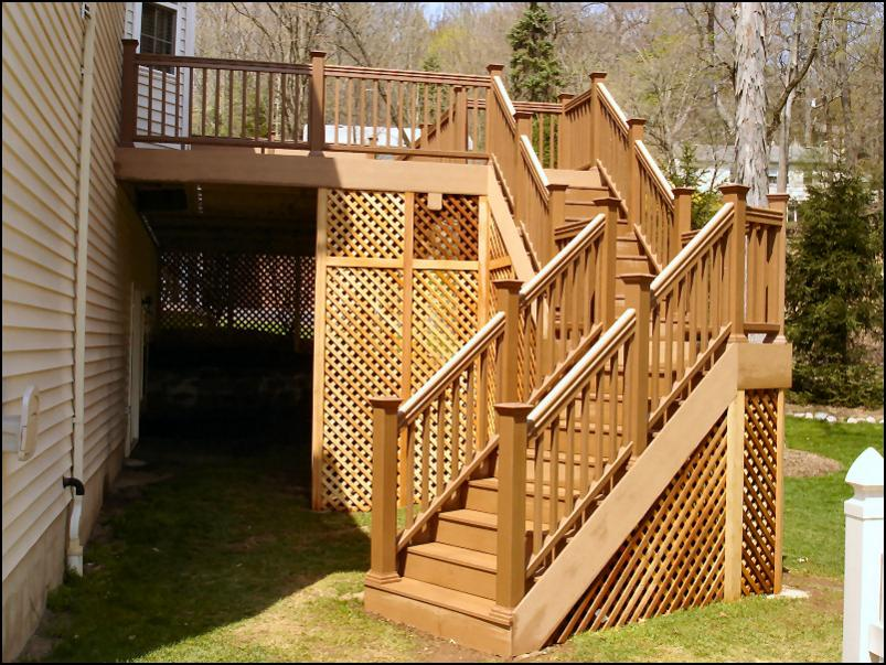 What Do You Guys Do With Closed Steps When Using Composite /pvc Longhilltimbertech3.
