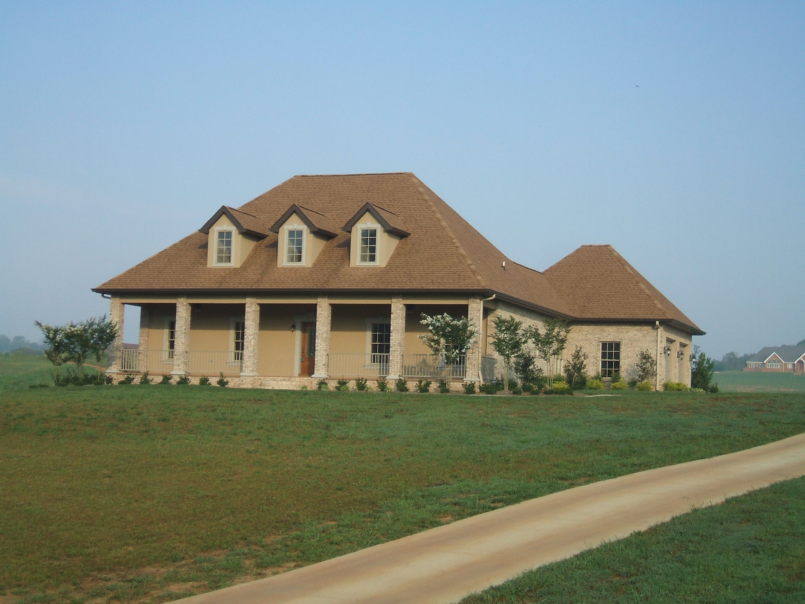 Finished a nice house!-lot-45-front.jpg