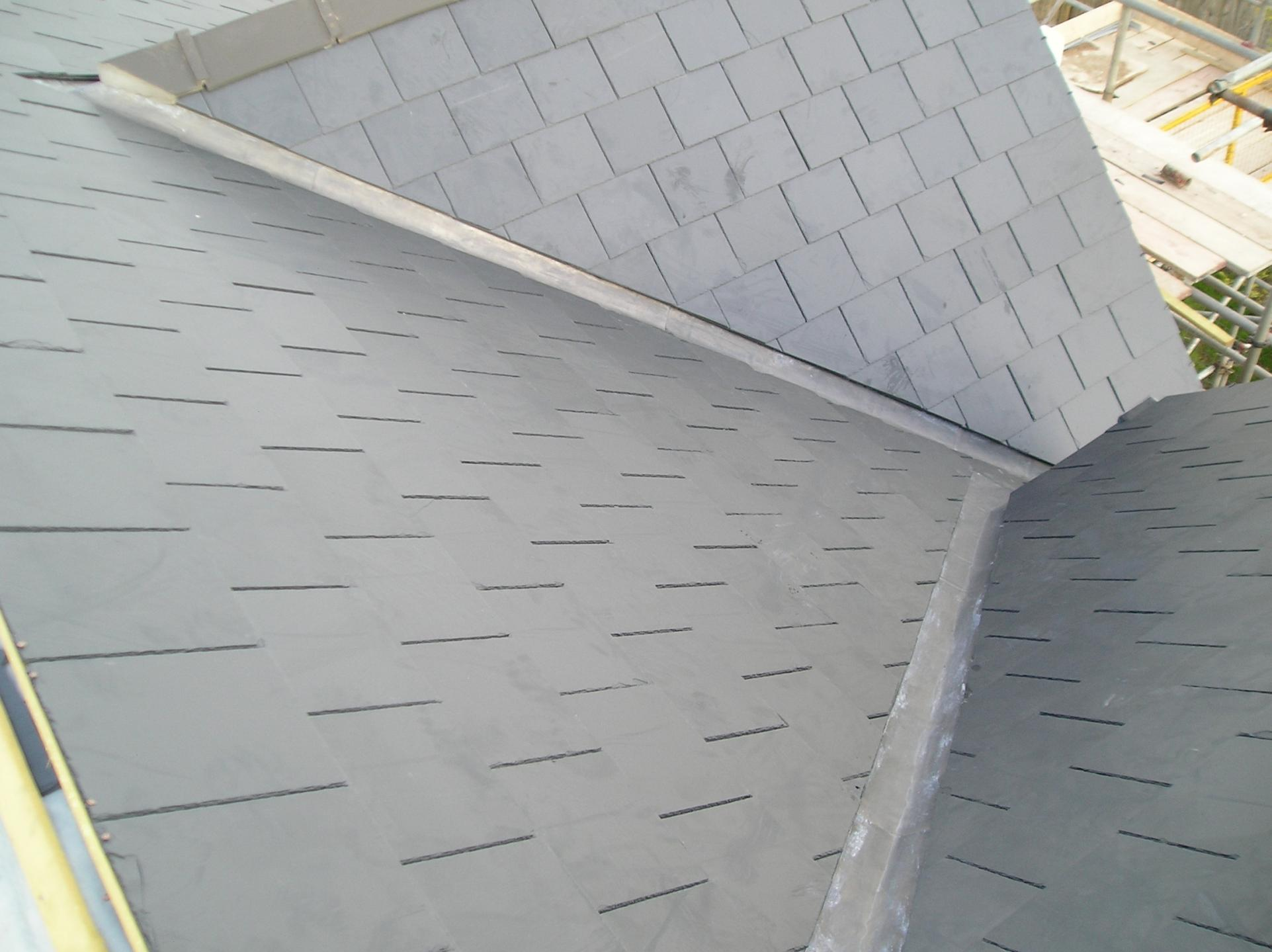 New Slate Roof Contractor Talk Professional Construction And Remodeling Forum