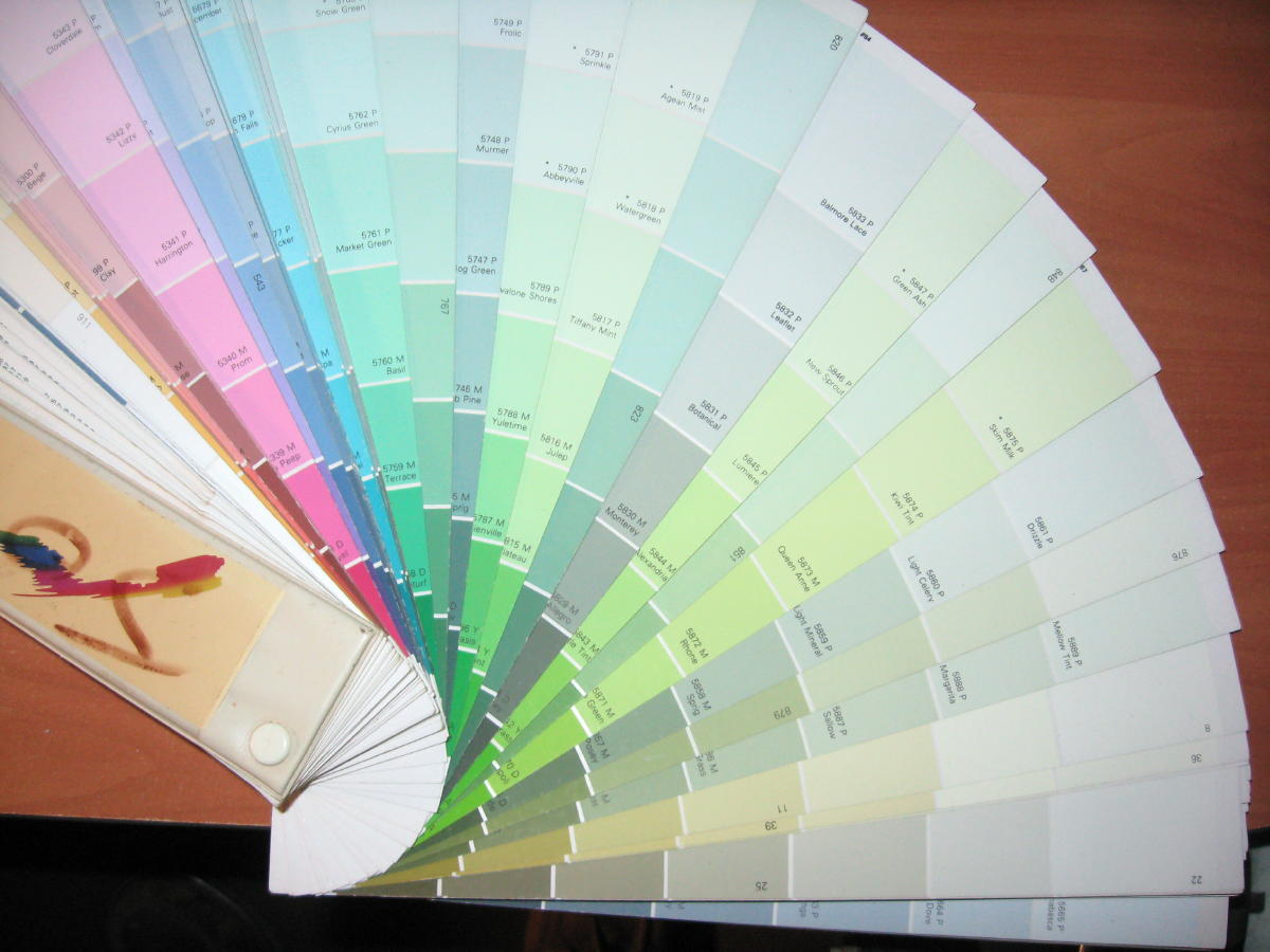 Anyone Have A MAB Paint Color Fan/Book ? - Painting & Finish Work ...