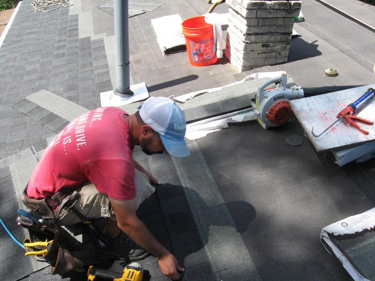Little Roof Job Roofing Contractor Talk