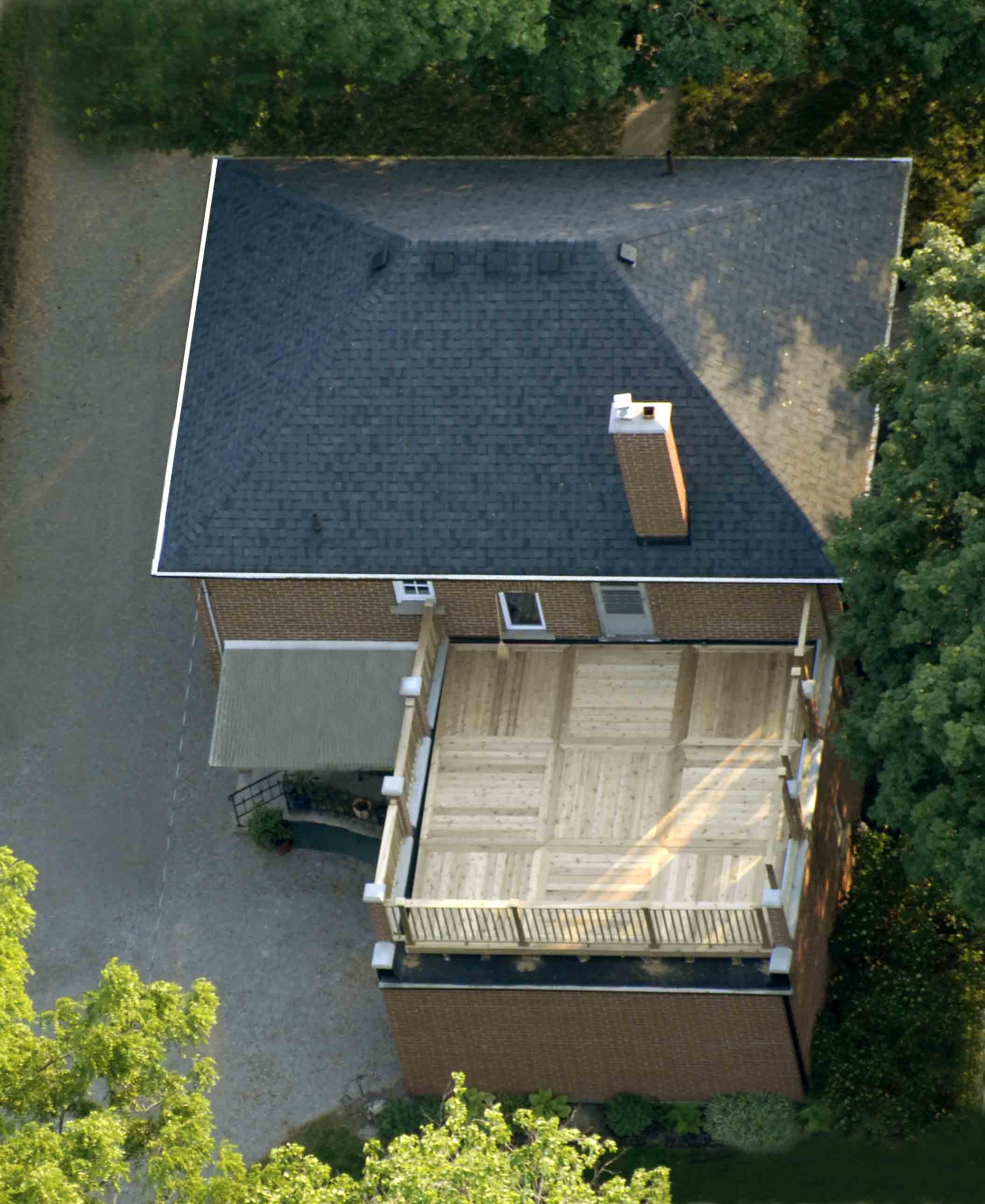 Modular Roof Top Deck Decks Amp Fencing Contractor Talk