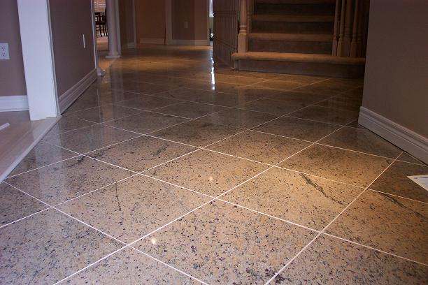 Granite Floor Restoration