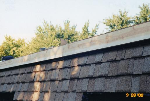 Another Use For Shingle Vent Ii As A Wall Vent Roofing