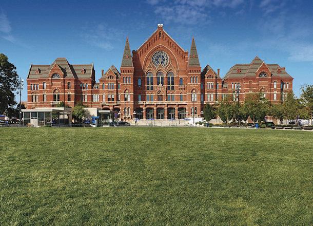 Cincinnati Music Hall Reborn