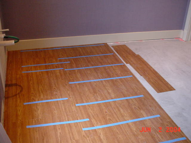 Strip Vinyl Flooring Contractor Talk