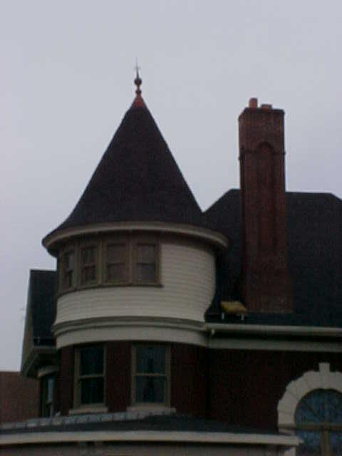 Witches Hat Roof Is Finished Roofing Contractor Talk