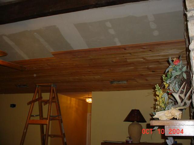 Laminate Hardwood Floor On Ceiling Flooring