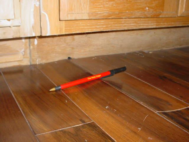 Glue Down On Concrete Question Flooring Contractor Talk