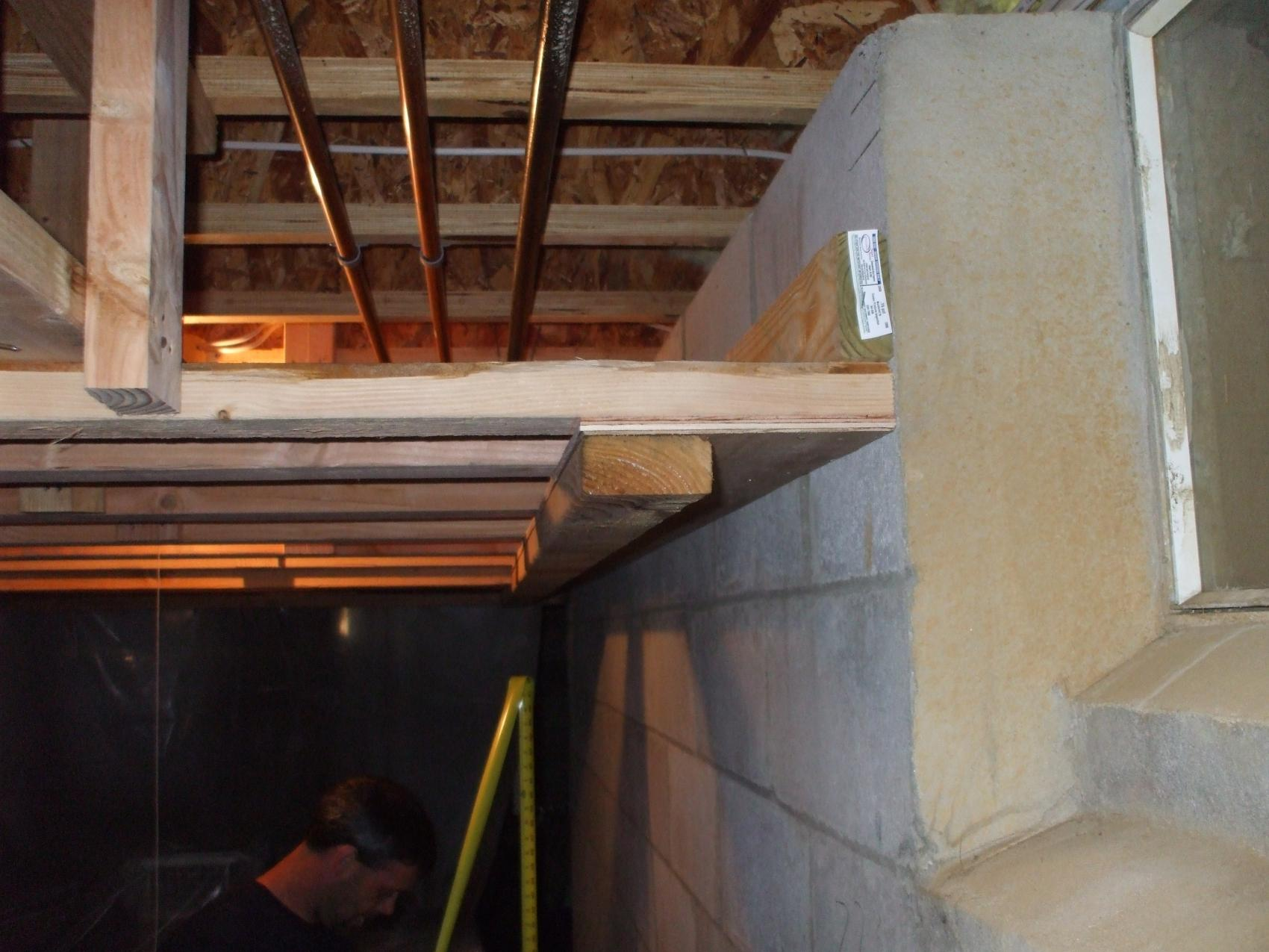 Framing Basement Ceiling For Drywall Tcworks Org