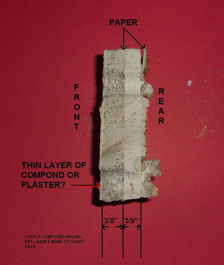 Gypsum Lath And Plaster : Plaster skim coat paint talk professional painting