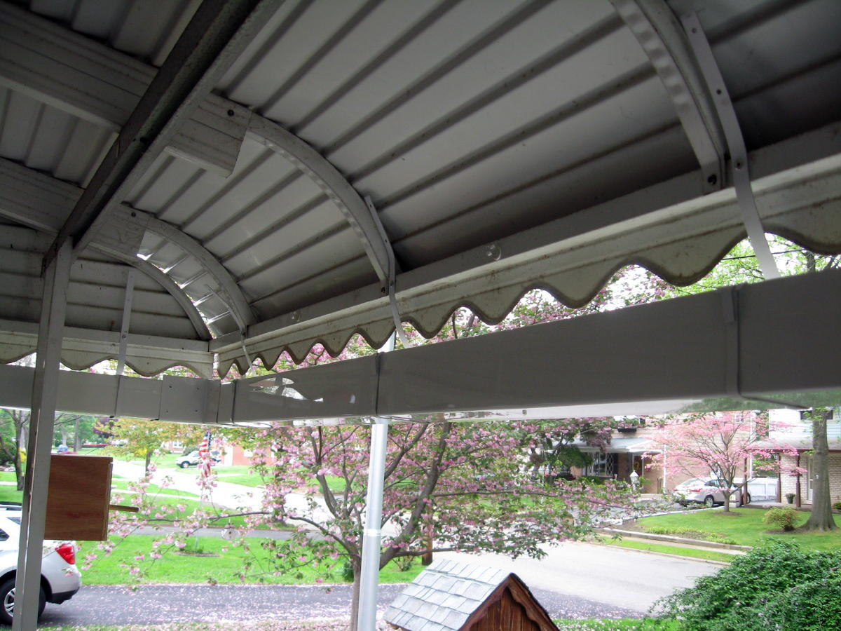 Gutter For Awnings Roofing Contractor Talk