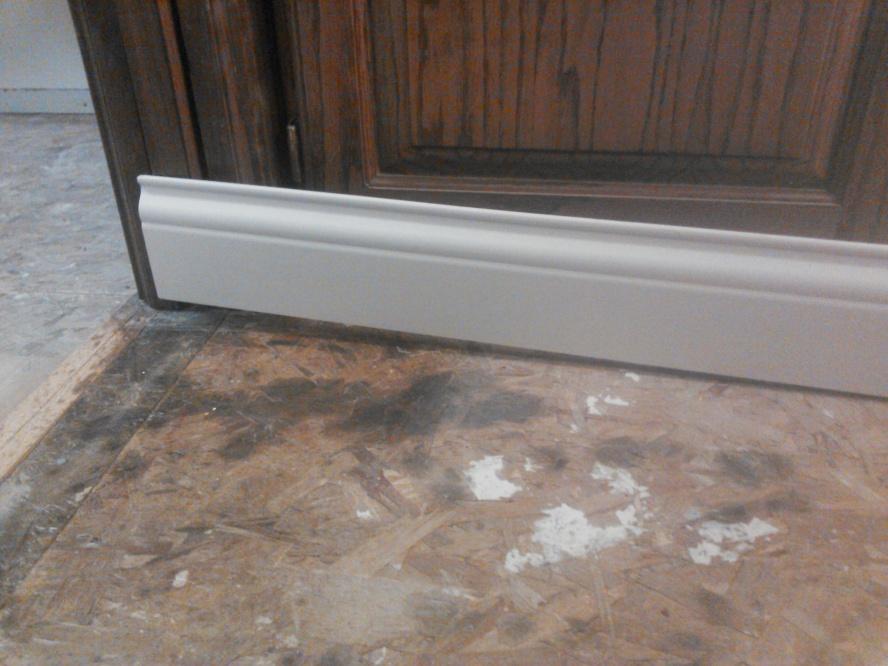 "Subfloor For Tile >> Ideas On Installing 8"" X 48"" Tile On Plywood Subfloor"