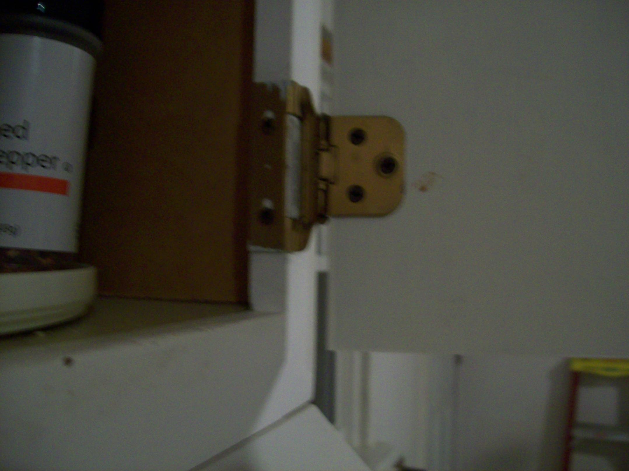 Help No Bore Concealed Hinge On Face Frame Overlay
