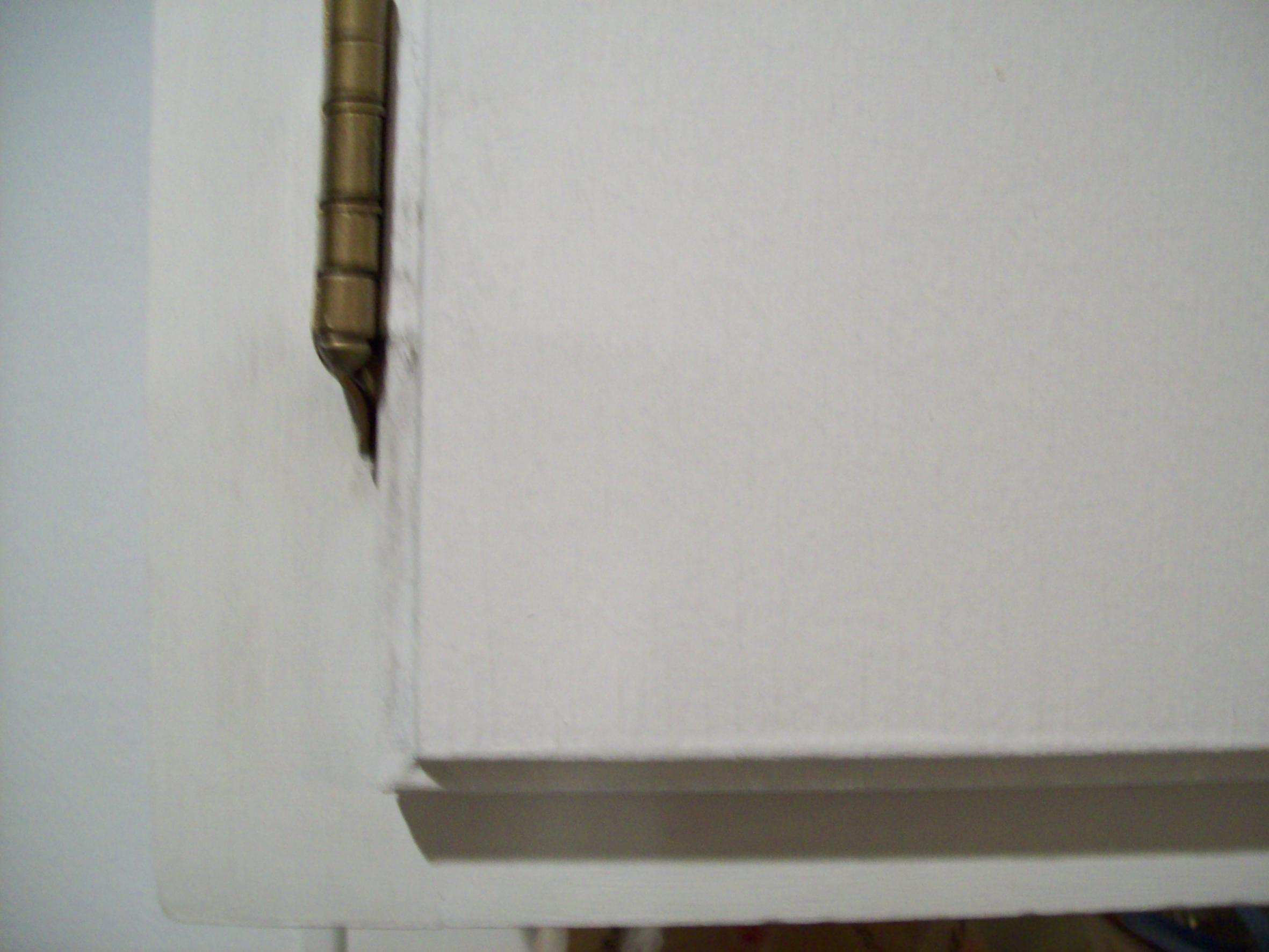 Help! No-Bore Concealed Hinge On Face Frame, Overlay Cabinet With 1 ...