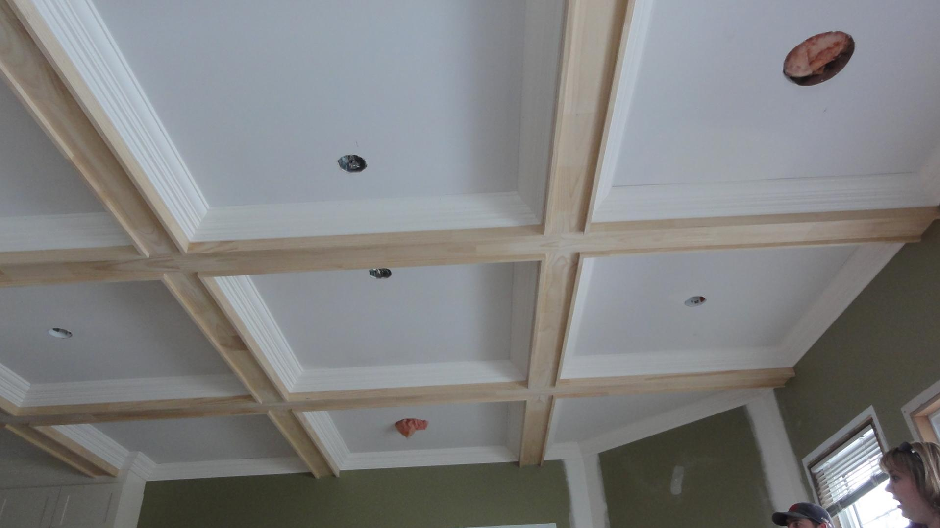 Coffered Ceilings Page 3 General Discussion