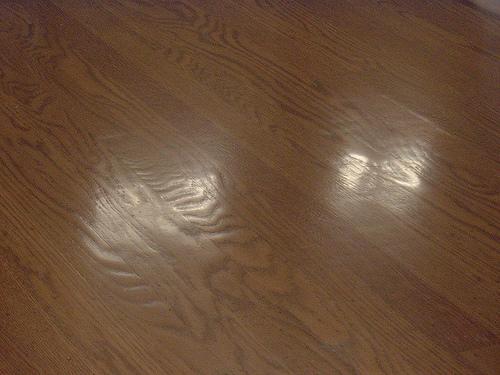 Finish On A Wood Floor Flooring Contractor Talk