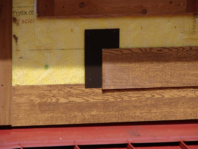 Fiber Cement Joint Flashing Page 2 Windows Siding And