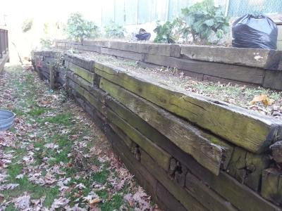Tiered Segmental Retaining Wall Need Help