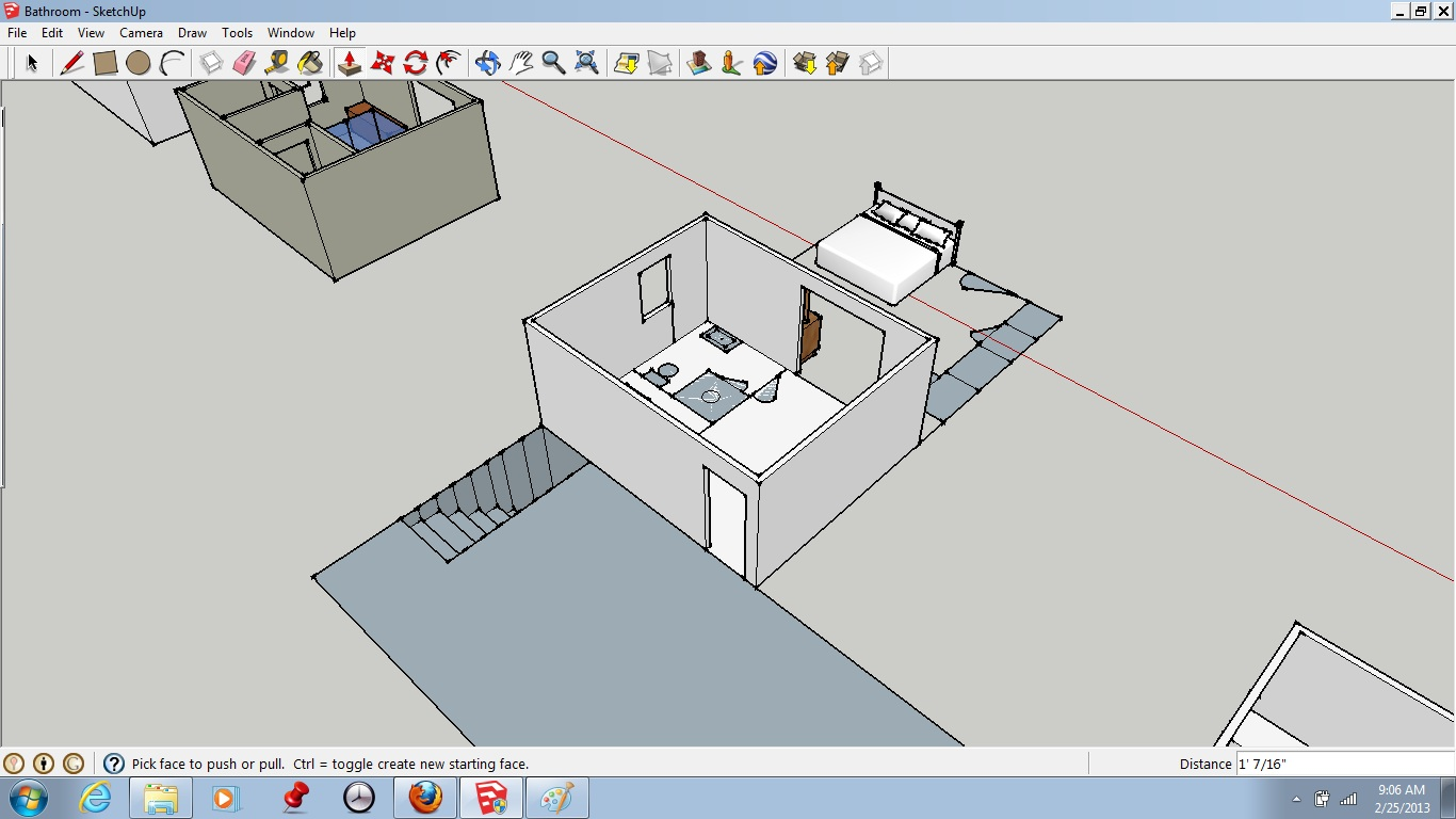 Does anyone have any ideas for this Master bath layout?  I'm stumped...-original-3.jpg