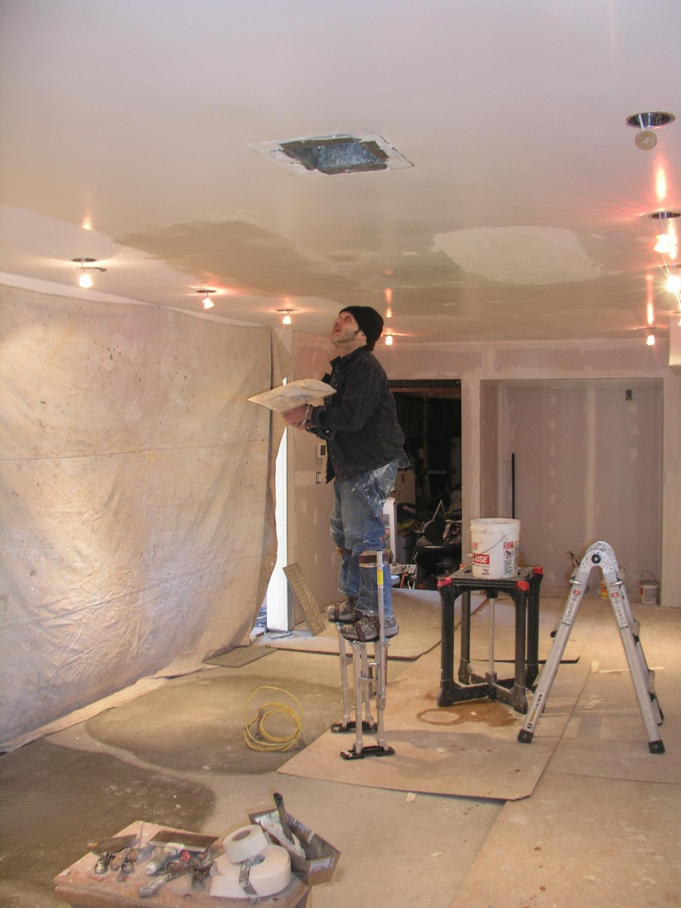 Drywall Stilts Painting Amp Finish Work Contractor Talk